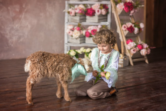 Детский фотограф Olesya Gorelnikova -